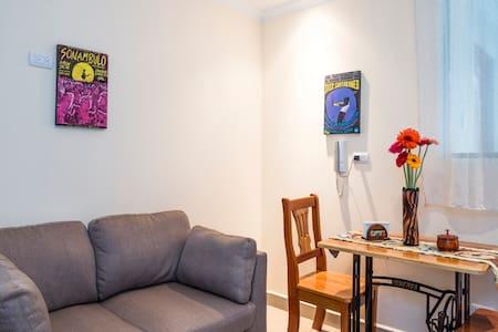 DOWNTOWN SAN JOSE, apartamento moderno y privado. - Sant Josep - Pis