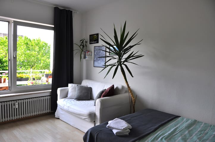 Comfortable 17sqm Room