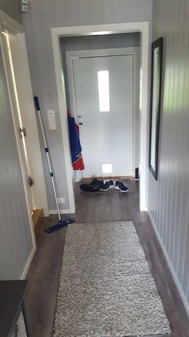 Koselig Rom i nyoppussede fasiliteter - Drammen - Appartement