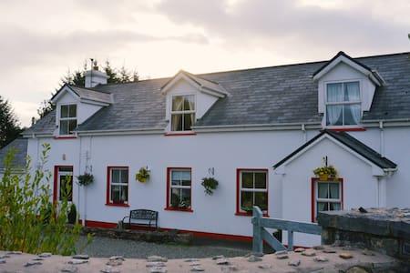 The Old School House, Ardbear, Clifden, Connemara.