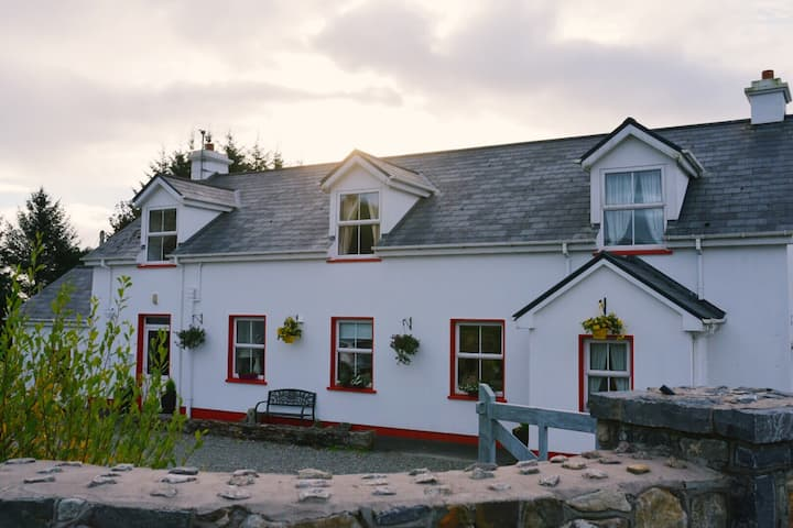 The Old School House, Ardbear, Clifden, Connemara.