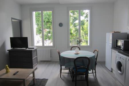 Appartement cosy, 2 pièces,  37m2 à TOURS CENTRE