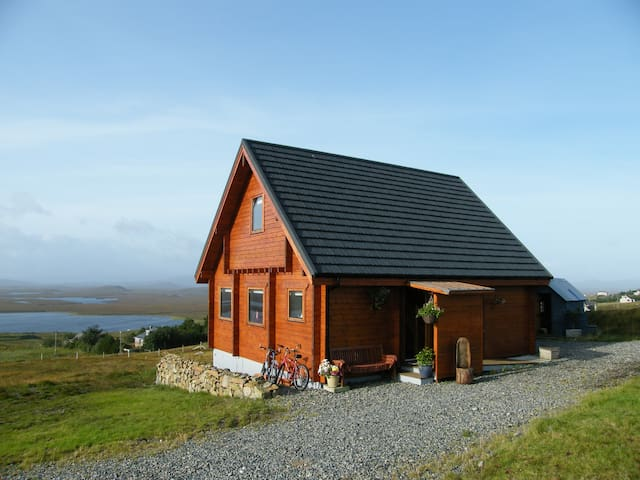 Sundown Cottage, Achmore, Isle of Lewis