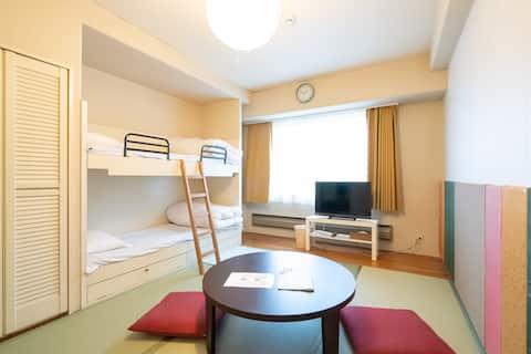 Echigo-Yuzawa Japanese-style room&Hot spring 407