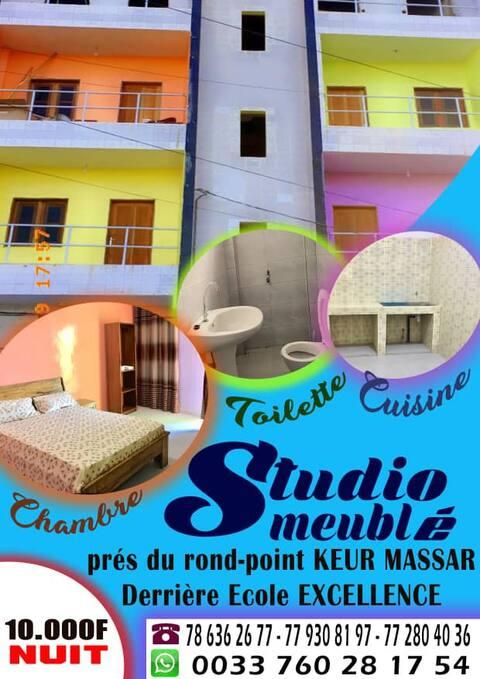 appartement meublé / Keur Massar