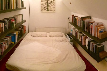 Cute Room for Two in Amazing Historic Ship! - Rotterdam