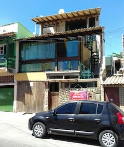 Casa no centro de  Arraial do Cabo - Arraial do Cabo