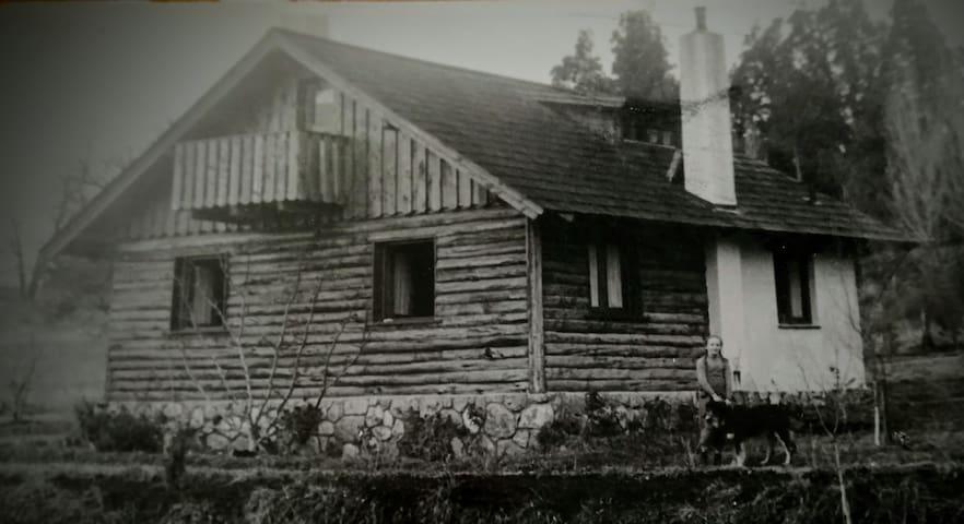 Casa histórica 1940's