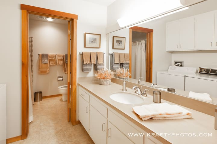 Cozy room near Jackson Hole Mountain Resort - Wilson - Apto. en complejo residencial