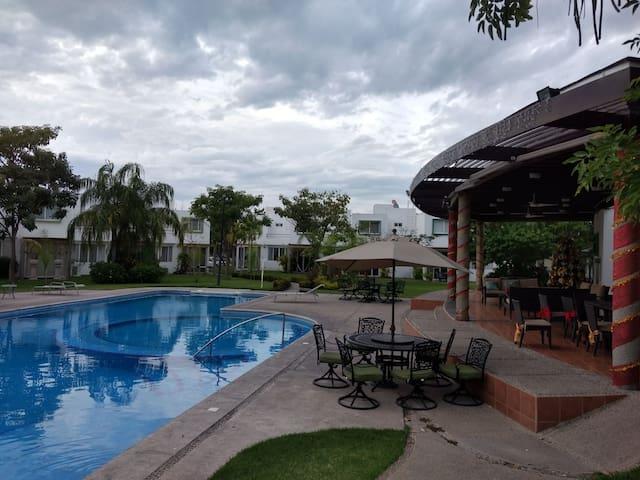 Casa Alan en Rincon del Cielo ideal para descansar