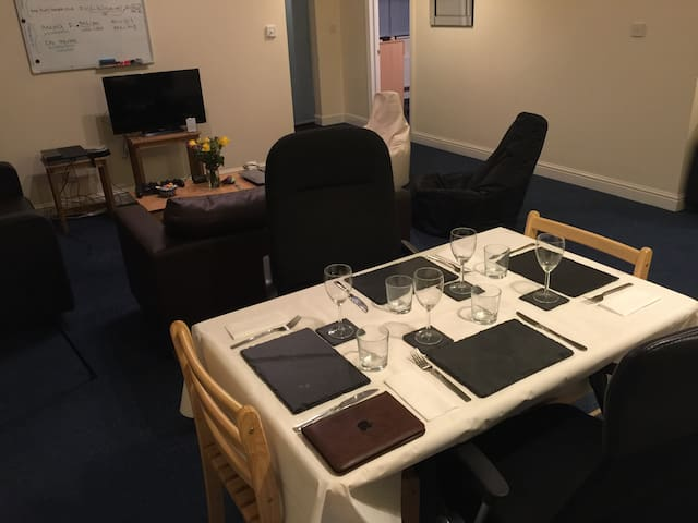 Private Room in North Oxford Flat - Oxford - Byt