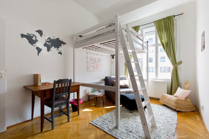 Charming Studio near City Center - Budapest - Appartement