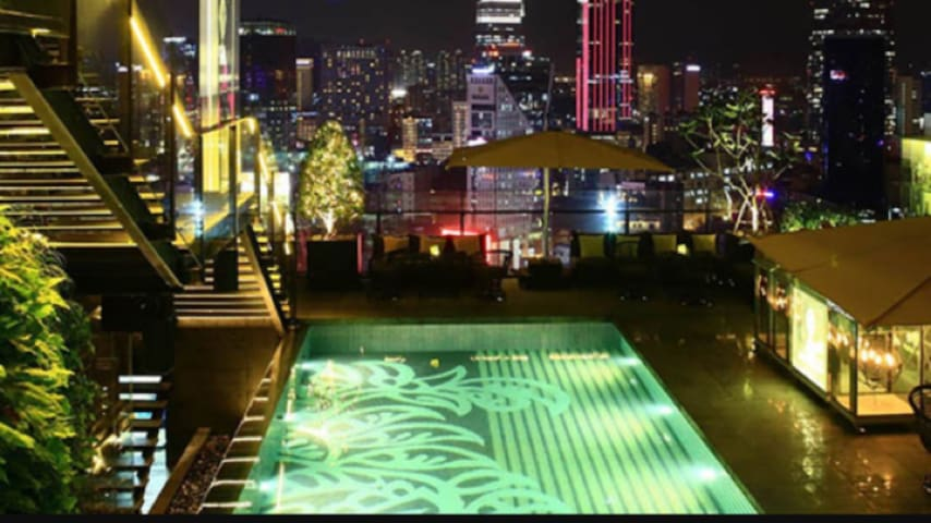 Tracy's Cozy Home 7 Ben Thanh Tower - Ho Chi Minh - Wohnung
