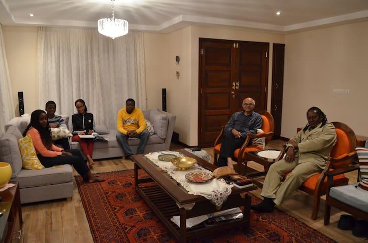 Maputo: Casa Espiritual