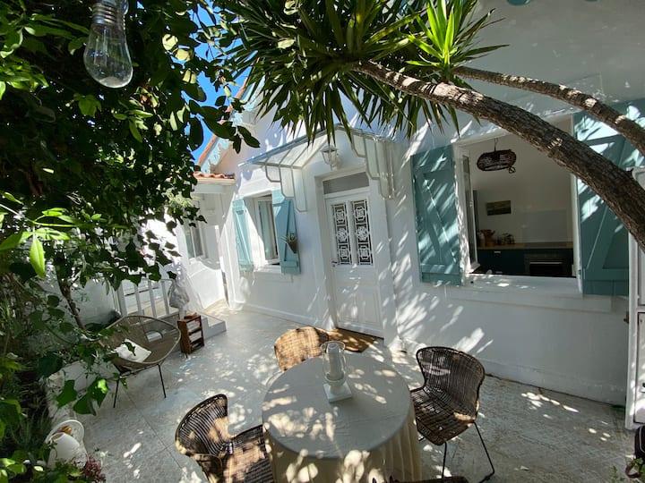 La Charmette, maison typiquement Sètoise.