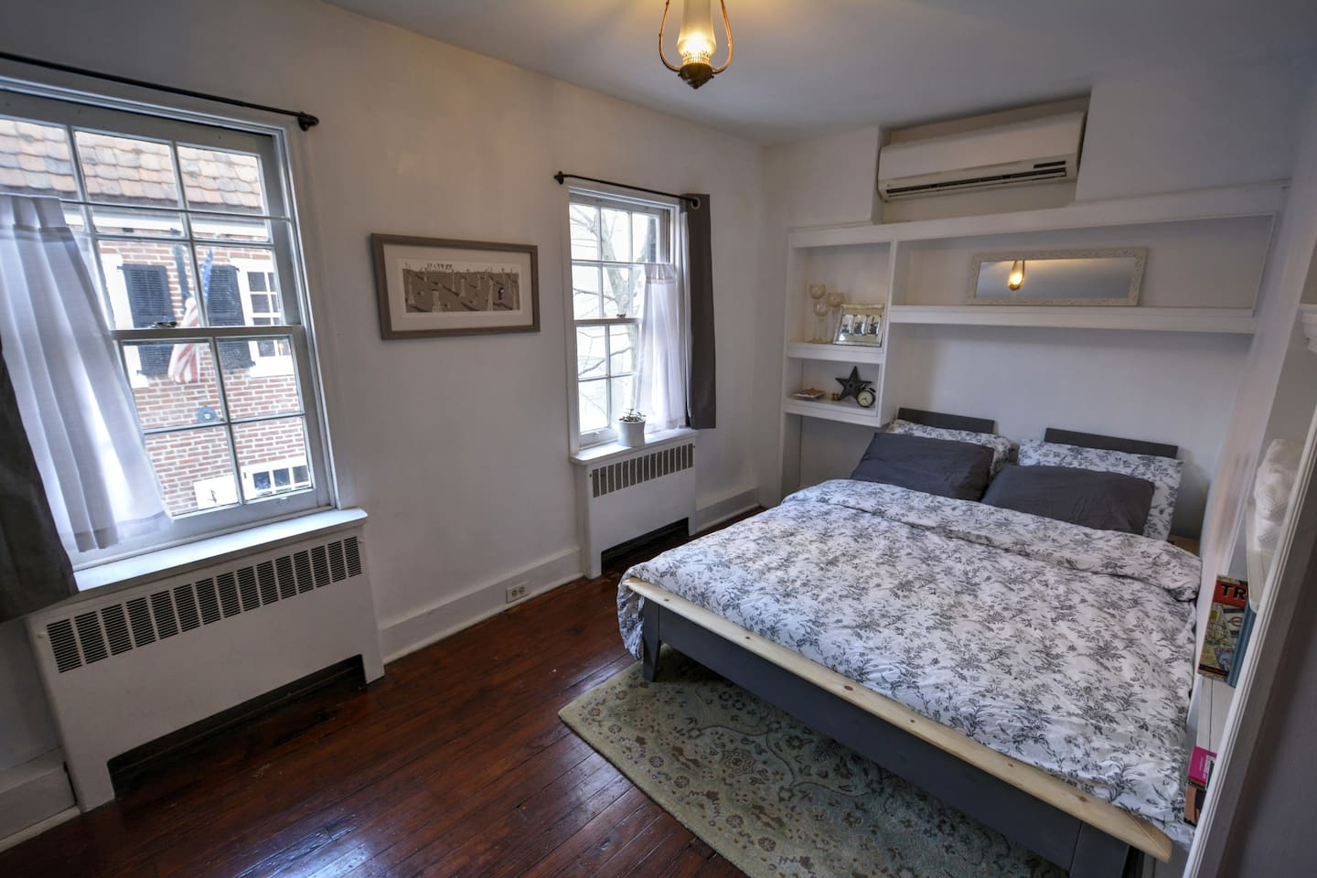 Welcome to Historic Jessup St in the heart of Center City!