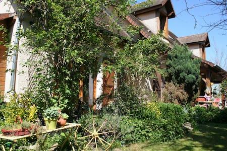 3 Belles chambres 10min de Giverny