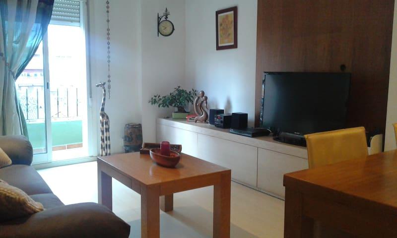 Coqueto y soleado a 10' de la playa - València - Apartmen