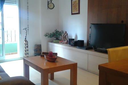 Coqueto y soleado a 10' de la playa - València - Apartment