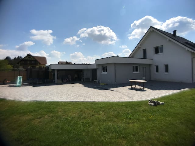 Family house in the Alsatian countryside - Bernolsheim - Dům