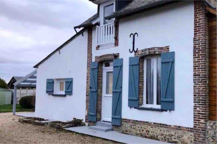 Charmante maison de campagne (maison hortensia)