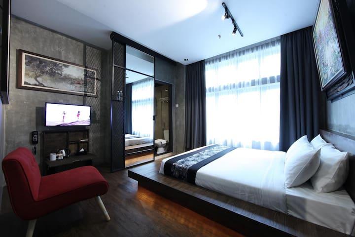 Deluxe King 1- Hulo Hotel Bukit Bintang