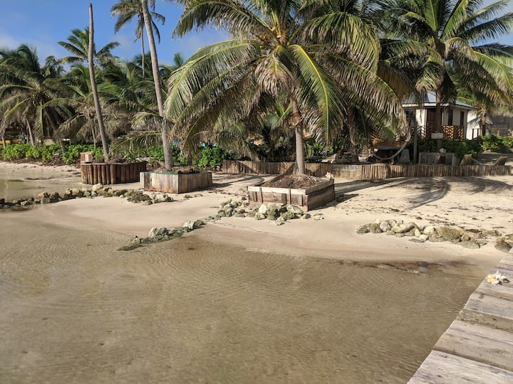 Boutique Beachfront - 4 Casitas - Rain Queen!