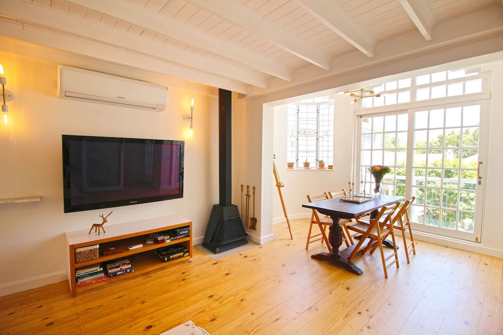 Garden Side Hideaway Apartments For Rent In Cape Town