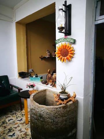 适合发呆慵懒度假的居家小屋,文艺范十足的独栋民宿 - 安顺市 - Nature lodge