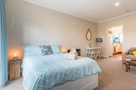Studio on High - Ashburton - 아파트