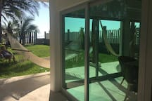Tu hogar frente a la playa. Your home at the beach