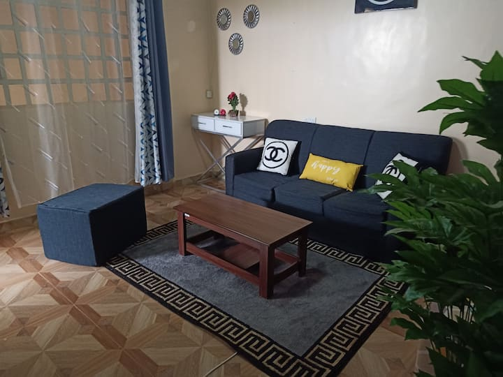 Moh's 1bedroom apartment ensuit with Wifi
