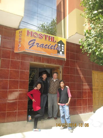 Hostal Graciela - Oruro - Bed & Breakfast