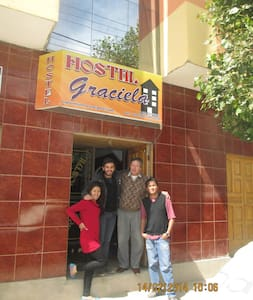 Hostal Graciela - Oruro - Aamiaismajoitus