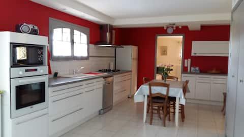 Appartement Champêtre Pascalou ANGOULÊME-ST YRIEIX