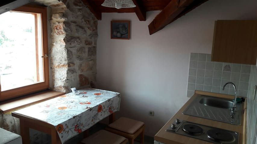 Charming apartment in Vrboska - Vrboska - Appartement