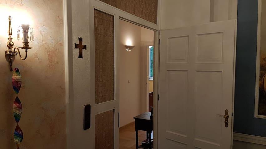Flur zum Gästezimmer
