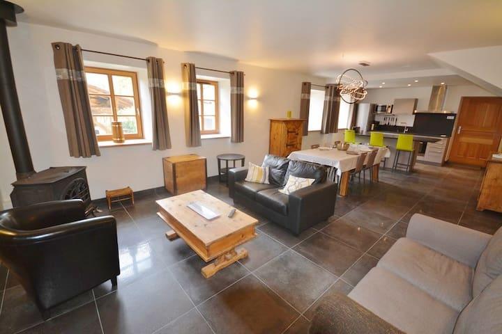 Charmant appartement de 95m² à MONTRIOND/MORZINE