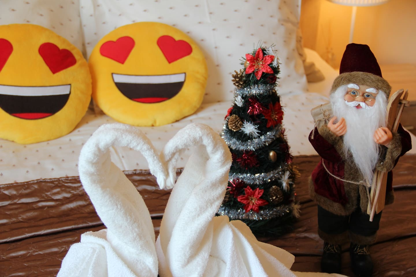 Saint Nicolas Apartment is already preparing for its feast day and for Christmas :)
