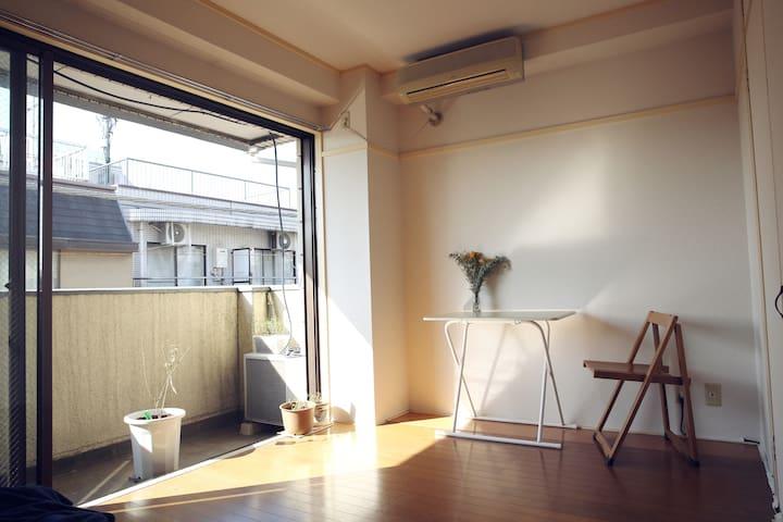 5min from Shibuya by train - Setagaya - Appartement