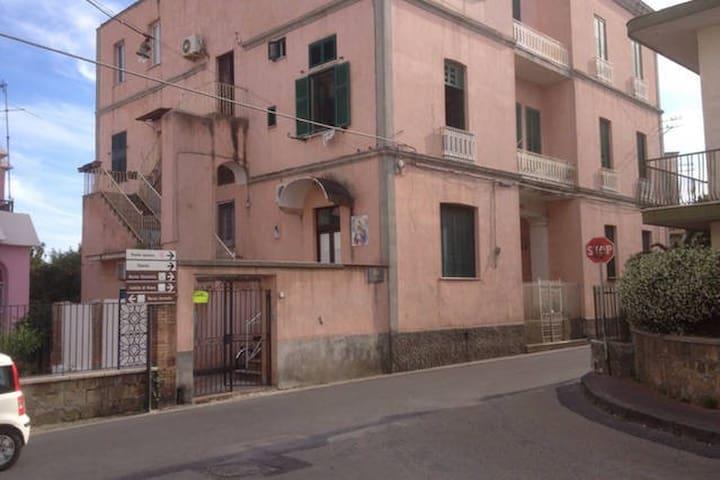appartamento centro Procida sul mare - Procida - Apartment