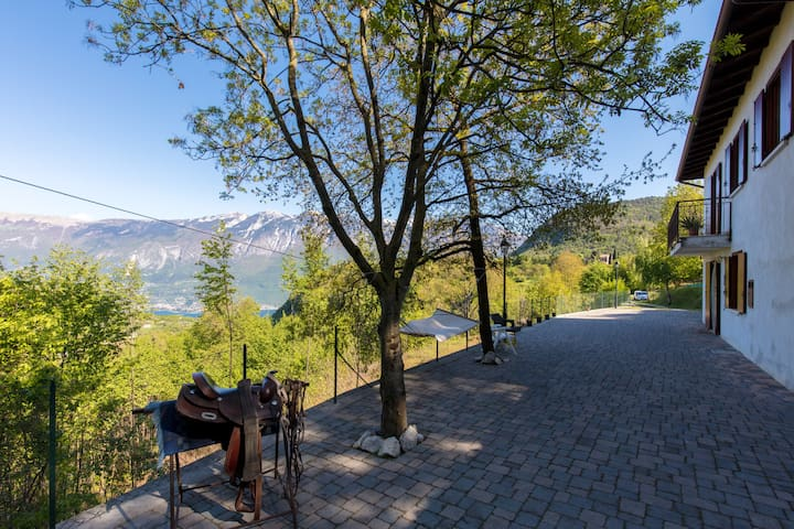Garda Lake - The House in the Park (2 single beds)
