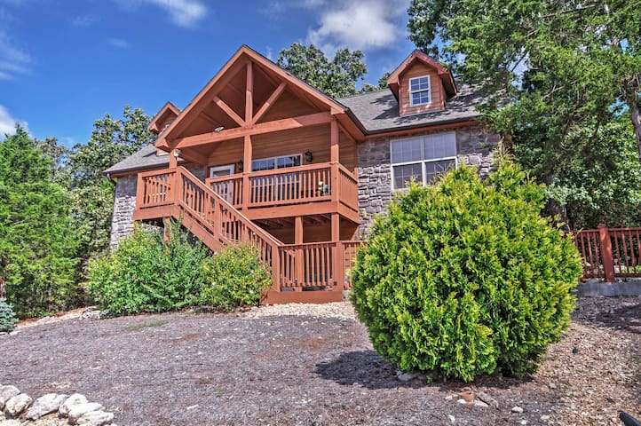 NEW! 2BR Branson Little Cedar Lodge W/ Porch!
