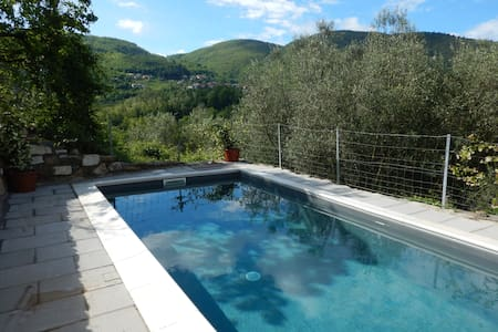 2016 -> Maison authentique 4p - piscine - Toscane - Turano - House