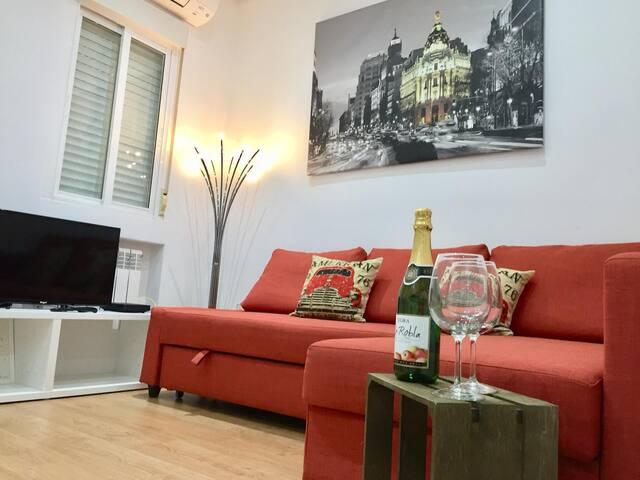 Apartamento  VIP en Madrid Centro II