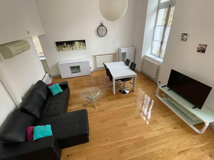 Appartement spacieux La Bourboule