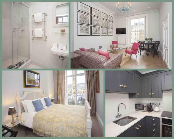 ※ Stylish City Centre Apartment  (MSB) ※