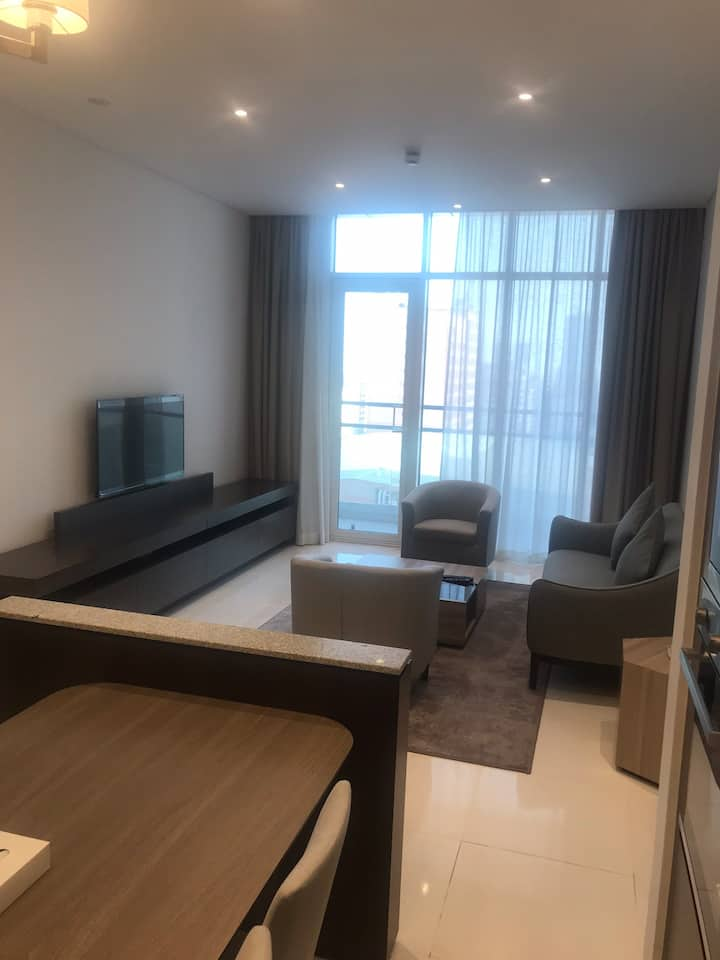 Luxury fully furnished 1 bed room at Juffair