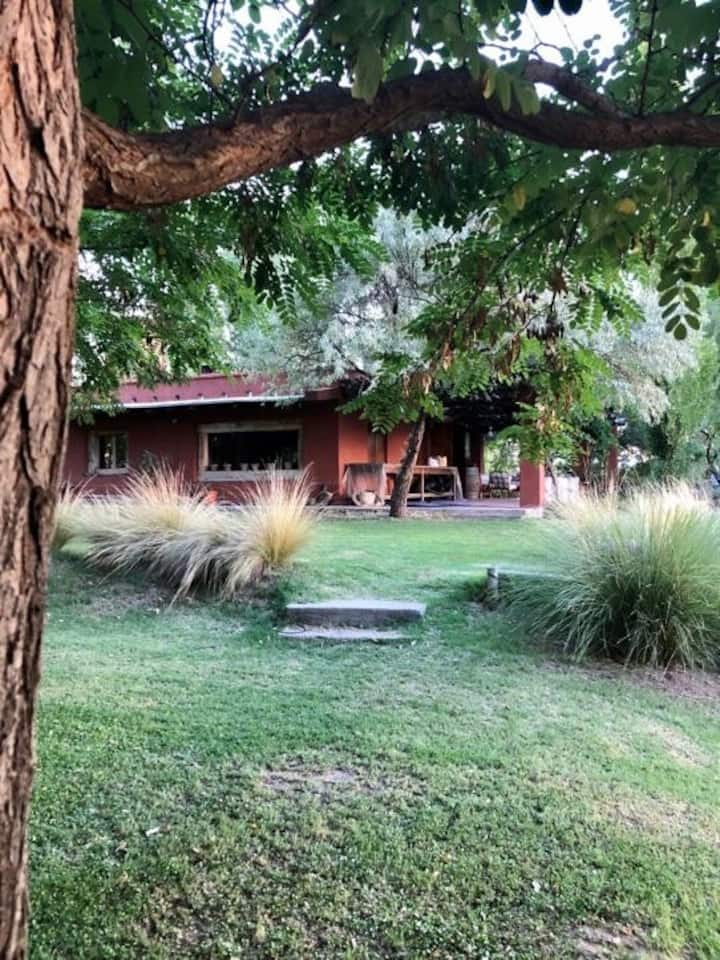 Casa de campo carrizal (100 hectáreas)