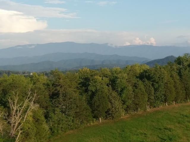 Eagles Mountain Lodge w/ hot tub, game room & view